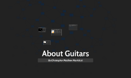 About Guitars