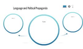 Language and Political Propaganda