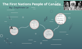 Life for the First Nations People of Canada