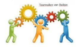 Teamrollen van Bellbin