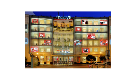 Macy's Customer Engagement Strategy