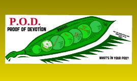 P.O.D - Proof of Devotion