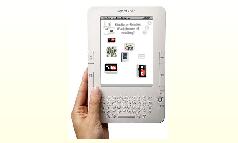 Kindle/E-Reader/iPad; future of reading?