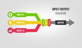 Input Output Diagram - Free Prezi Template