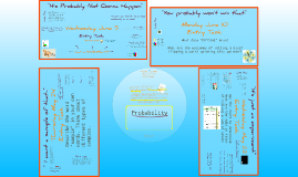 Copy of Probability Review