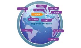 England Literature
