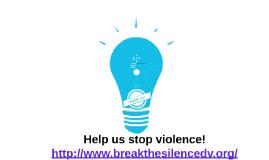 Violence Presentation - WST 100