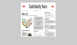 Confidently Yours