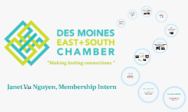 Des Moines East + South Chamber of Commerce
