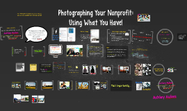Photographing Your Nonprofit