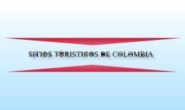Sitios Turisticos de Colombia (Internos)