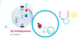 My Teaching Journey