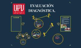 Copy of EVALUACIÓN DIAGNÓSTICA.