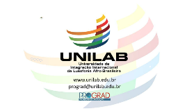 SEMANA UNIVERSITÁRIA 2016 - UNILAB