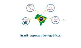Brasil - Aspectos Demográficos