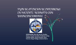 Copy of PLAN DE ATENCION DE ENFERMERIA EN PACIENTE NEONATO CON BRONCONEUMONIA