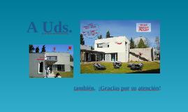 La casa E - Sistemas de escudo térmico
