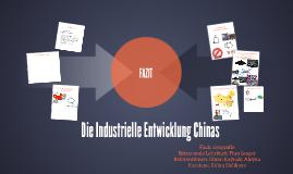 Die Industrielle Entwicklung Chinas