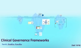 Clinical Governance Framework