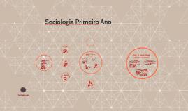 Sociologia Primeiro Ano