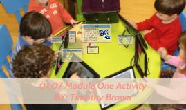 01.07 Module One Activity- Mr Barone