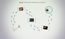 Copy of María Verdi & the Mysterious Artifacts