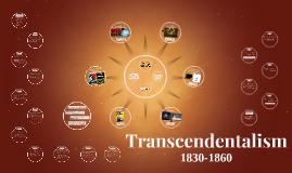 Transcendental Notes
