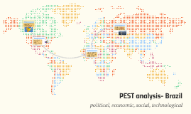 pest analysis of brazil in 2012