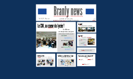le CDI du lycée Branly