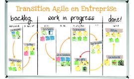 Agile tour Montréal 2014 - Transition Agile en Entreprise