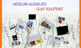 5/6th grade: Mexican Alebrijes Paper Mache