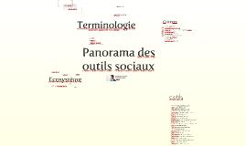 Panorama des outils sociaux