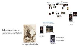 La evolución de las obras y del artista