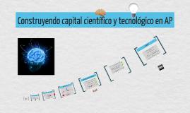 Construyendo capital científico y tecnológico en Medicina de Familia