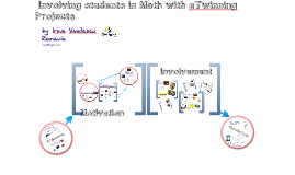 Involving students with eTwinning projects