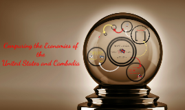 Comparing the Economies of the      United States and Cambod