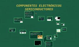 Copy of COMPONENTES ELECTRÓNICOS