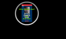 After Dinner Barf by A.D. Fast