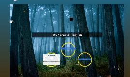 MYP Year 4 - English