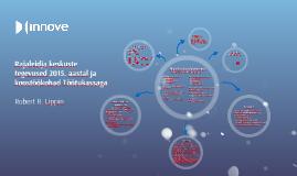 Rajaleidja keskuste tegevused 2015. a ja koostöökohad töötukassaga