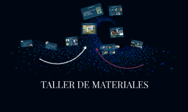 Copy of TALLER MATERIALES