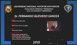 Dr. Fernando Quevedo Ganoza