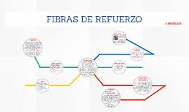 FIBRAS DE REFUERZO