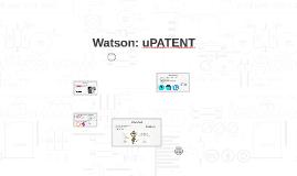 Watson UX