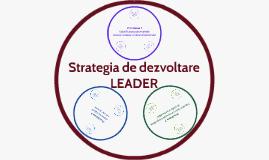 Strategia de dezvoltare