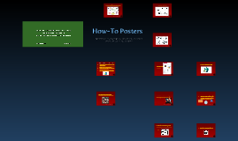 How-To Posters