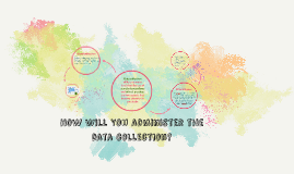 Copy of How Will You administer the data collection?