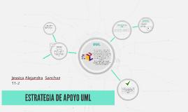 ESTRATEGIA DE APOYO UML