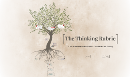 The Thinking Rubric