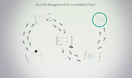 Records Management for Committee Chairs